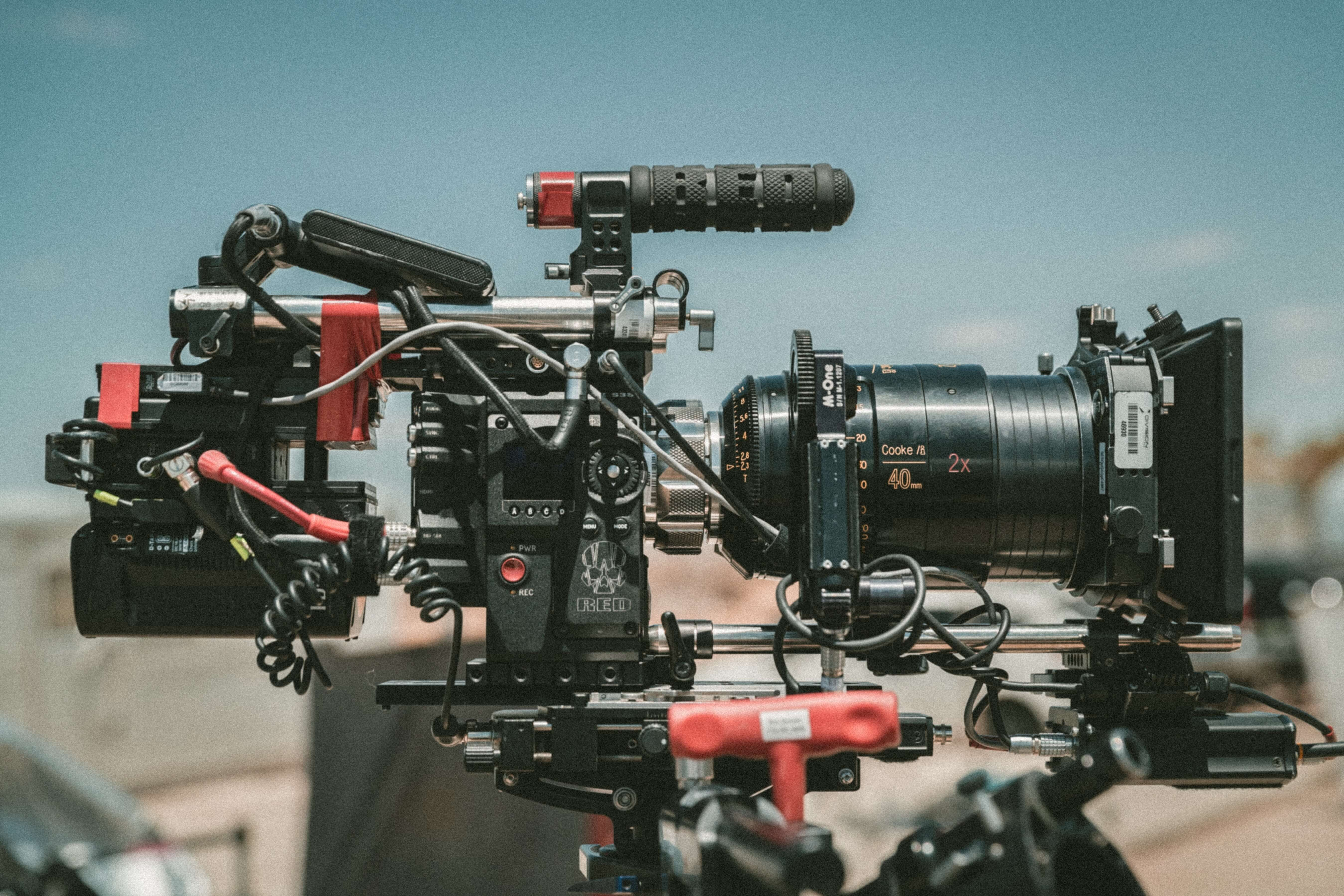 Top 5 video equipment rental companies in Miami
